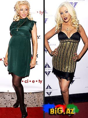 Christina Aguilera Weight Loss Diet
