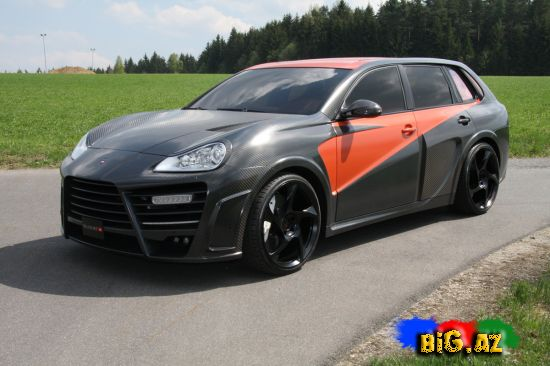 Porsche Cayenne MANSORY