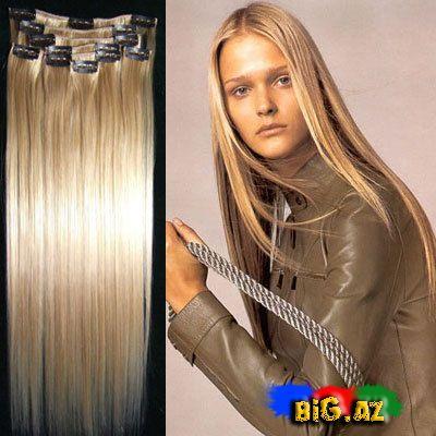 Taxma saçlar xəstəlik yaradır