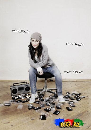Lena Meyer (Fotosessiya)