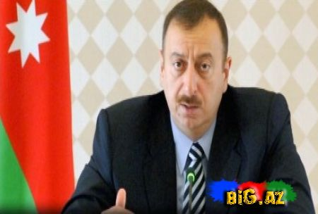 Prezident İlham Əliyev Azərbaycan xalqını təbrik etdi