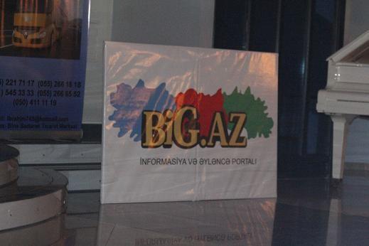 11.11.11 BiG.az Party Baş Tutdu (Foto) Baş sponsor ODLAR YURDU KARQO