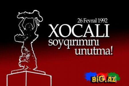 Deputat: Xocalı soyqırımına dair yeni abidə yaradılacaq