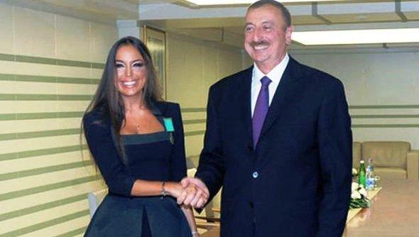 Leyla Əliyeva Prezidentdən yazdı: