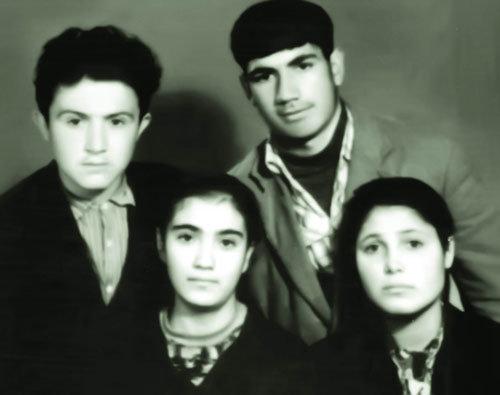 Bu da keçmiş nazirin gənclik illərinin GÖRÜNTÜLƏRİ - FOTOSİLSİLƏ