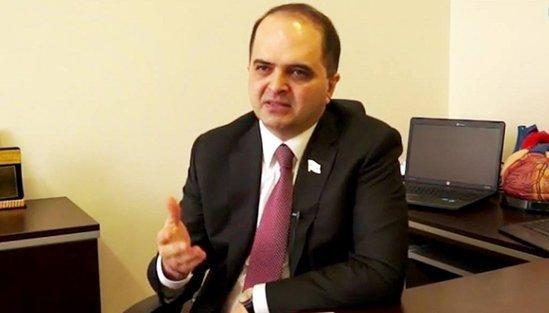 """""""Vəhşilik edib qan tökmək hansı müqəddəs kitabda yazılıb?"""" - Millət vəkili"""