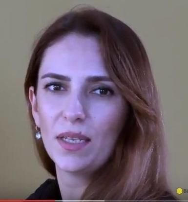 Vahid Mustafayevin həyat yoldaşının görüntüləri yayıldı - VİDEO+FOTOLAR