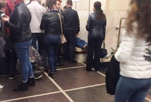 SON DƏQİQƏ! Bakı metrosunda həyəcanlı anlar: 28 yaşlı gənc...