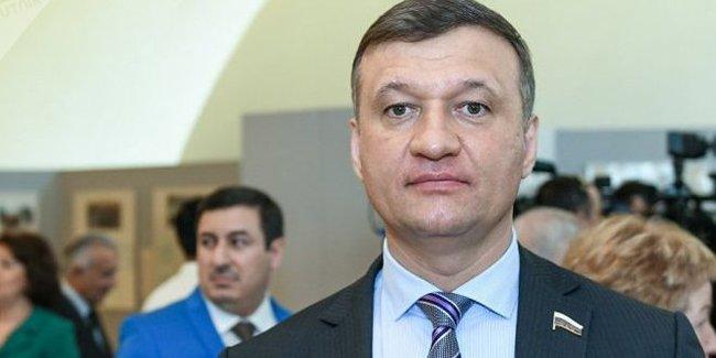 """Rus deputatdan bəyanat: """"7 rayon və Qarabağ qeyd-şərtsiz qaytarılmalıdır"""""""