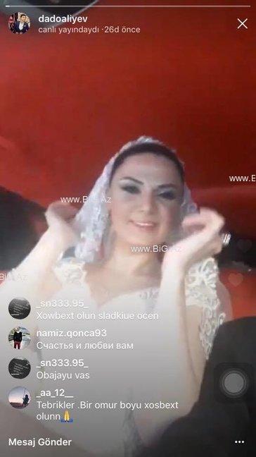 """Natavanla Dado """"Vağzalı"""" sədası altında: Möhtəşəm toydan VİDEO+FOTOLAR"""