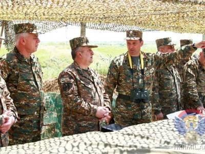Ermənistan ordusu Azərbaycan ərazilərinə texnika yeritdi
