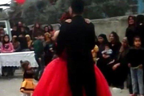 Toy evində TÜKÜRPƏDİCİ OLAY: Manyak 3 yaşlı qıza təcavüz etdi (VİDEO)