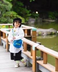Cəmi 7 yaşı var, amma böyüklərə meydan oxuyur - FOTO