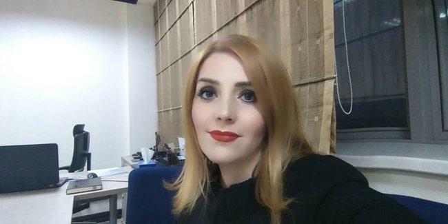 """Yeganə Hacıyeva: """"Azərbaycan cəmiyyəti söyüş və təhqirlərdə hiddətlənən cəmiyyətdir"""""""