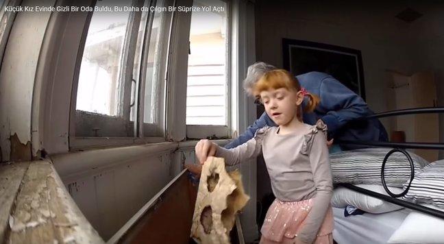 6 yaşlı uşaq mənzildə gizli otaq tapdı - İçindən çıxanlar hamını sevincə qərq etdi / FOTOLAR