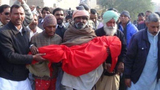 6 yaşlı qız təcavüzdən sonra öldü - FOTO
