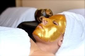 Cavanlıq sirri 24 k eyyarlı qızıl maska ev şəraitində dərinizi 10 yaş gəncləşdirəcək