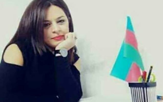 Bakıda anası ilə birlikdə öldürülən gənc müəllimənin - Fotosu