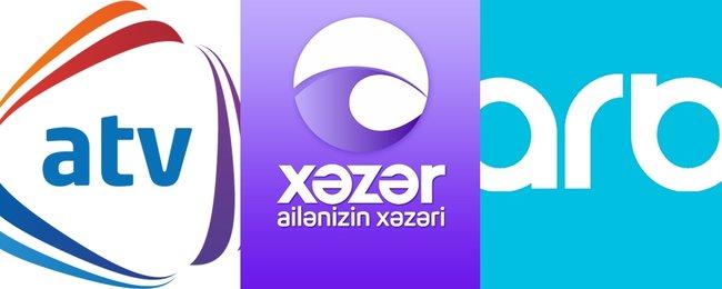 ATV, Xəzər TV və ARB TV-dən birgə qərar - DAYANDIRILDI