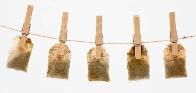 İstifadə edilmiş çay paketlərini atmayın – Bilmədiyiniz faydaları