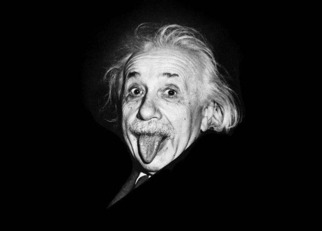 Eynşteynin məşhur fotosunun tarixçəsi
