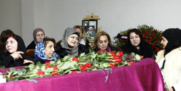 Azərbaycanlı tanınmışın qızı dəfn olundu - FOTOLAR