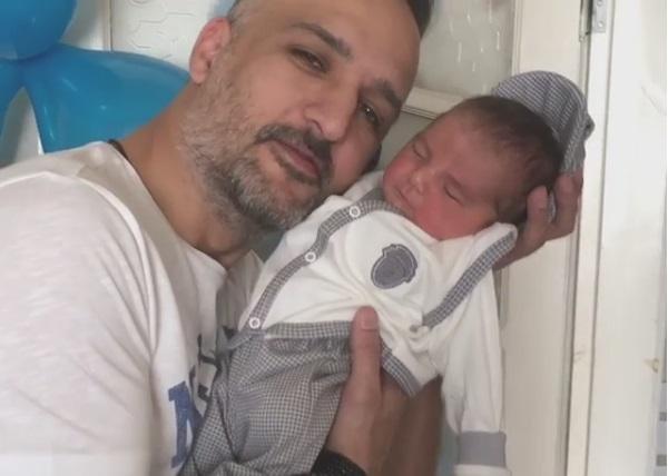 Aparıcı Azərin yalanı üzə çıxdı: Oğlu olmayıb, xanımından isə boşanıb - FOTOLAR