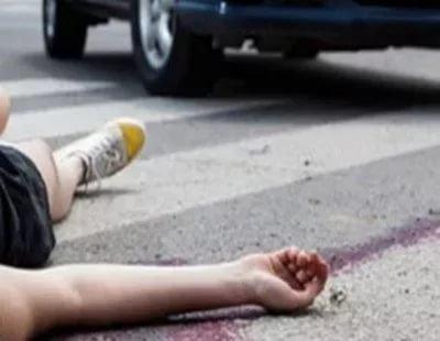 Oğuzda avtomobillə vurulan 6 yaşlı qız ölüb