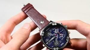 Bəylər üçün DİESEL BRAVE saatı yeni modeli ilə