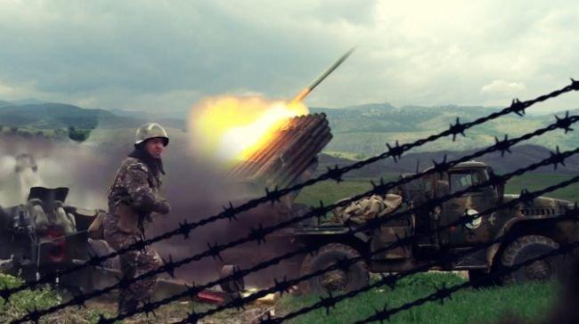 Ermənilər Ağdamda İRİMİQYASLI təlimlərə başladı: Ağır artilleriya, zirehli texnikalar...