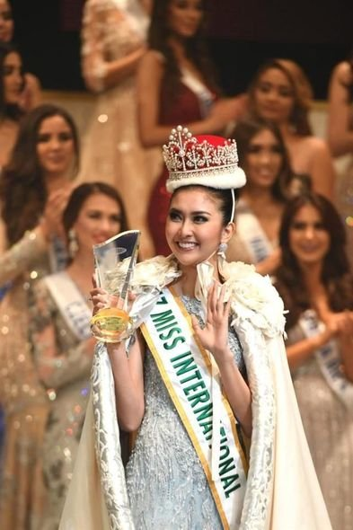 """Miss International - 2017""-nin qalibi indoneziyalı oldu – FOTO"