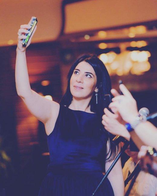 Bu da Yaşar Nurinin qızı Ülkər - FOTOLAR