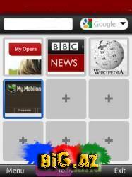Opera mini - v.5.0 beta