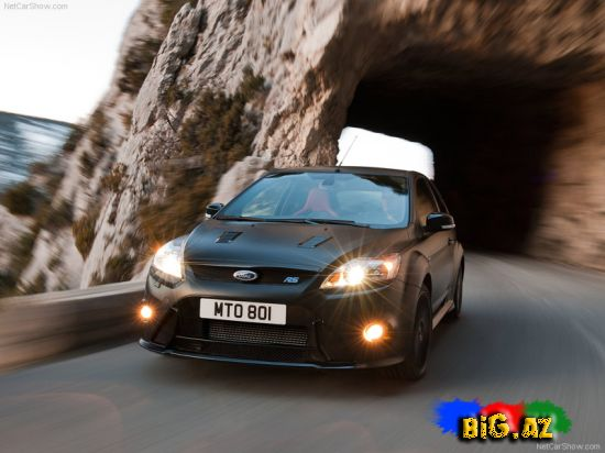 Ford Focus RS500 2011
