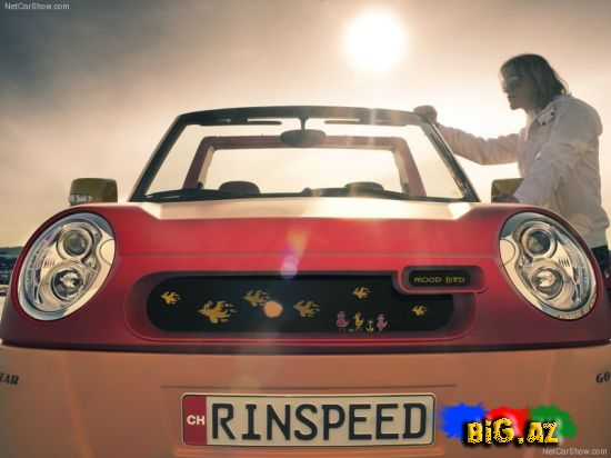 Rinspeed BamBoo Concept 2011