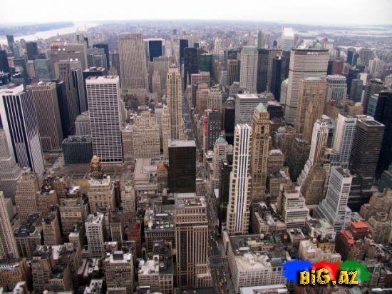 Təəccüblü Şəhər - New York  (Fotolar)