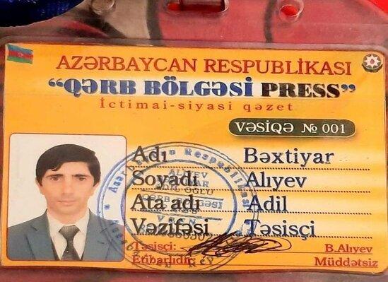 Azərbaycanda jurnalisti şantaja görə öldürən şəxslə bağlı YENİ XƏBƏR - FOTO