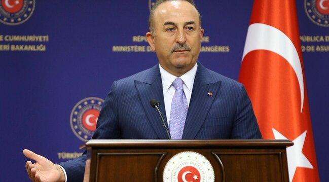 """Mövlud Çavuşoğlu: """"Ermənistan ağılını başına yığsın, Azərbaycanın yanındayıq"""""""