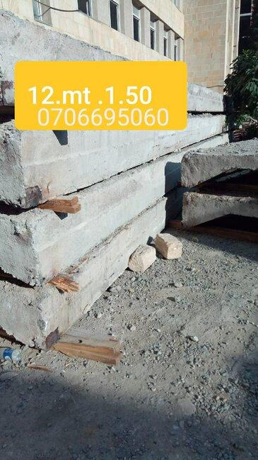 Çox sərfəli qiymətlərlə beton pilitələrin satışı!