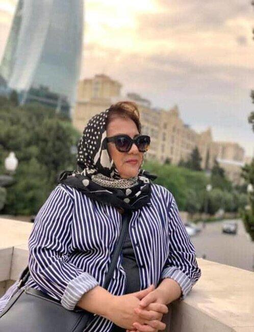 Səkinə İsmayılova hicaba keçir? - FOTO