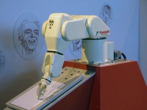 Ağrı hiss edən robot yaradıldı - FOTO