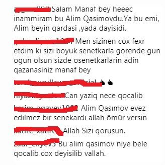 """Alim Qasımovun bu halı sevənlərini dəhşətə gətirdi: """"Can..."""" - FOTOLAR"""