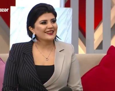 Fədayə Laçının oxşarı verilişə gəldi, Tacir gözünü çəkmədi - FOTOLAR
